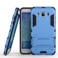 Odolný kryt pre mobil Samsung Galaxy J5 (2016) - modrý