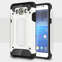Armor 2v1 odolný obal pre Samsung Galaxy J5 (2016) - biely