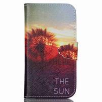 Emotive peňaženkové puzdro pre Samsung Galaxy S3 - východ slnka