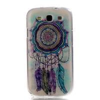 Gelový obal na mobil Samsung Galaxy S3 - lapač snů