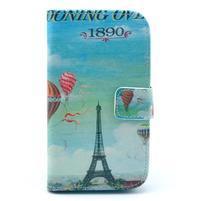 Pictu pouzdro na mobil Samsung Galaxy S3 - Eiffelova věž