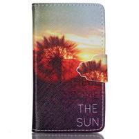 Emotive puzdro pre mobil Samsung Galaxy S3 mini - východ slnka