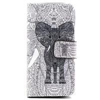 Puzdro na mobil Samsung Galaxy S4 mini - slon