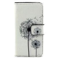 Puzdro na mobil Samsung Galaxy S4 mini - odkvetlé pampelišky