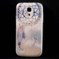 Gélový obal pre mobil Samsung Galaxy S4 mini - lapač snov