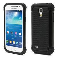 Extreme odolný kryt pre mobil Samsung Galaxy S4 mini - čierný