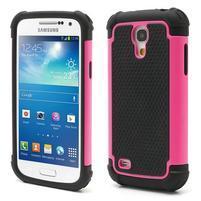 Extreme odolný kryt pre mobil Samsung Galaxy S4 mini - rose
