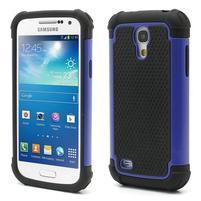 Extreme odolný kryt pre mobil Samsung Galaxy S4 mini - modrý