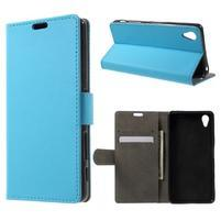 Puzdro na mobil Sony Xperia X Performance - modré