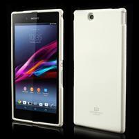 JellyGospery gélový obal pre mobil Sony Xperia Z Ultra - biely
