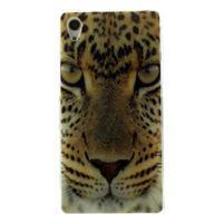 Emotive gélový obal pre Sony Xperia Z2 - leopard