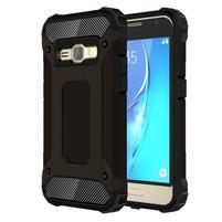 Armory odolný obal na mobil Samsung Galaxy J1 (2016) - černý