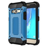 Armory odolný obal pre mobil Samsung Galaxy J1 (2016) - modrý