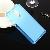 Doubles matný gelový obal na Honor 7 Lite - modrý