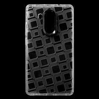 Square gelový obal na Huawei Mate 8 - transparentní