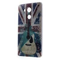 Softy gelový obal na mobil Huawei Mate 8 - UK vlajka