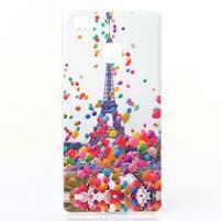 Jelly gelový obal na telefon Huawei P9 Lite - Eiffelovka