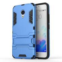 Armour odolný obal pre mobil Meizu M3 note - svetlomodrý