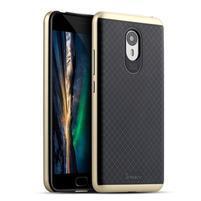 Odolný obal 2v1 s výstuhami na mobil Meizu M3 note - zlatý
