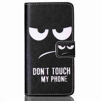 Peňaženkové puzdro pre mobil LG Spirit - nesiaha