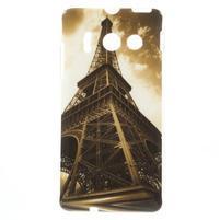 Gélový obal pre mobil Huawei Ascend Y300 - Eiffelka