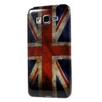 Gélový obal Samsung Galaxy Grand Prime G530H - UK vlajka