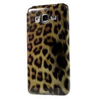 Gélový obal Samsung Galaxy Grand Prime G530H - leopard
