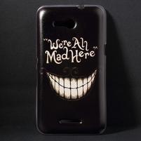 Gélový obal pre Sony Xperia E4g - úsmev