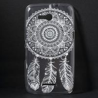 Gélový obal pre Sony Xperia E4g -  tribal