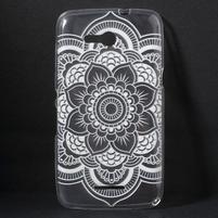 Gélový obal pre Sony Xperia E4g - henna