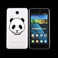 Animal gelový obal na Huawei Y635 - panda
