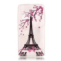Emotive gélový obal pre mobil Lenovo A6010 a A6000 - Eiffelova veža