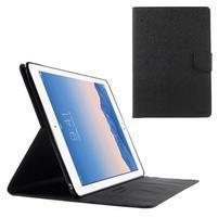 Excelent Diary puzdro pre iPad Air 2 - čierne