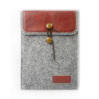 Envelope univerzálne púzdro na tablet 22 x 16 cm - červené