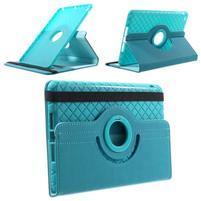 Circu otočné puzdro na Apple iPad Mini 3, iPad Mini 2 a ipad Mini - modré