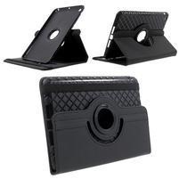 Circu otočné puzdro pre Apple iPad Mini 3, iPad Mini 2 a ipad Mini - čierne