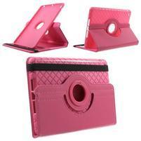 Circu otočné puzdro pre Apple iPad Mini 3, iPad Mini 2 a ipad Mini - rose