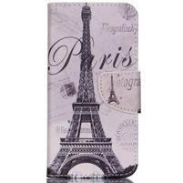 Motive puzdro pre mobil Acer Liquid Jade Z - Eiffelova veža