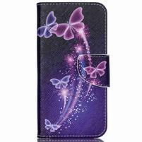 Motive puzdro pre mobil Acer Liquid Jade Z - kouzelní motýľci