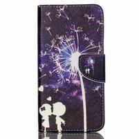 Peňaženkové puzdro pre mobil Acer Liquid Z630 - mladistvá láska