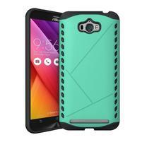Odolný kryt na mobil Asus Zenfone Max - cyan