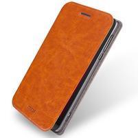 Moof klopové puzdro pre mobil Asus Zenfone Zoom - hnedé