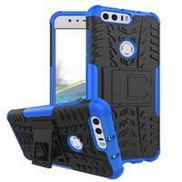 Armory odolný obal na mobil Honor 8 - modrý