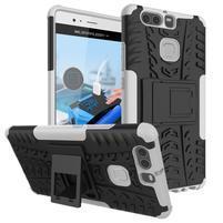 Outdoor ochranný kryt na mobil Huawei P9 - bílé