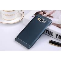 Tmavě modrý kovový kryt na Samsung Galaxy A3