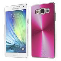 Rose metalický kryt pre Samsung Galaxy A5