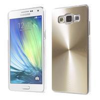 Zlatý metalický kryt pre Samsung Galaxy A5