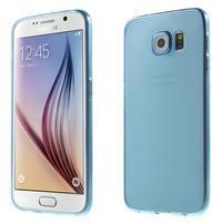 Ultra tenký obal na Samsung Galaxy S6 - modrý