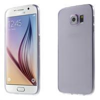Ultra tenký obal na Samsung Galaxy S6 - fialový