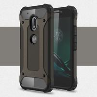 Armory odolný obal pre mobil Lenovo Moto G4 Play - bronze